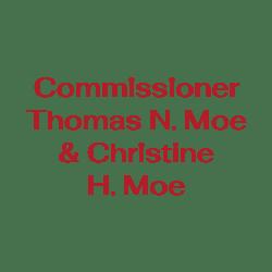 Commissioner Tom N. Moe